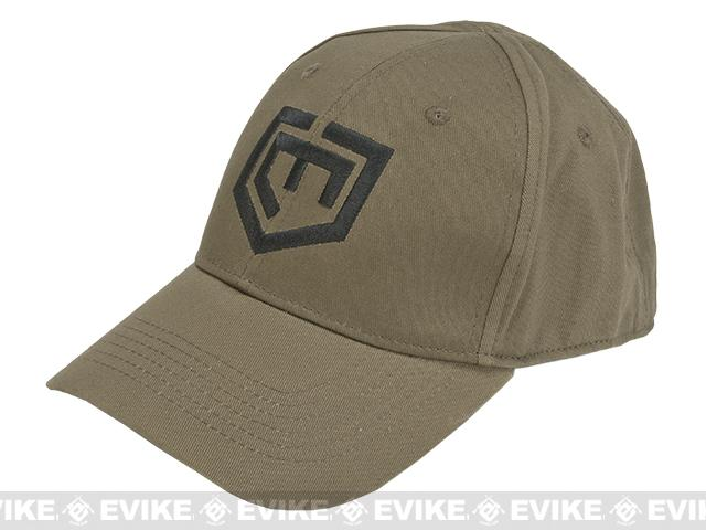 Cannae Logo Ball Cap - Coyote