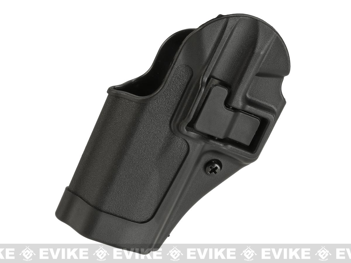 Blackhawk! Serpa CQC Concealment Holster for S&W M&P 9 / .357 / .40 + Sigma (not CORE) - Black (Hand: Left)