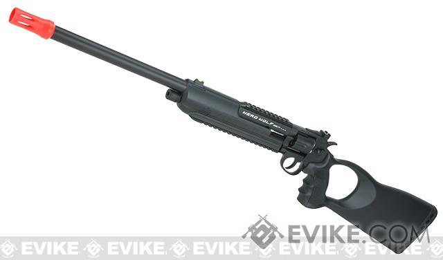 Win Gun M117 CO2 Powered Herd Wolf Revolver Carbine (Package: Gun Only)