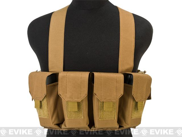 Matrix Bare Essentials Assault Chest Rig - Tan