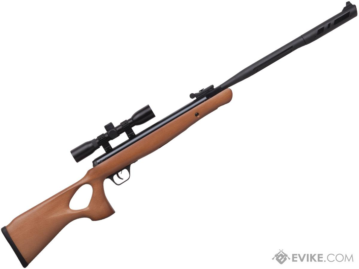 Crosman Valiant Nitro Piston Elite Break Barrel Air Rifle (Caliber:  22)