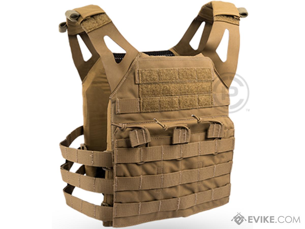 Pre-Order ETA August 2018 Crye Precision Jumpable Plate Carrier™ JPC (Color: Coyote / Medium)