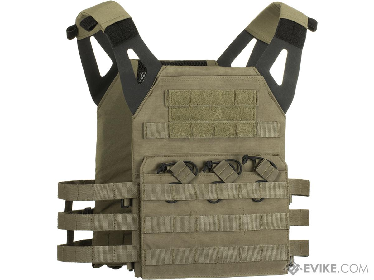 Crye Precision Jumpable Plate Carrier JPC (Color: Ranger Green / Large)