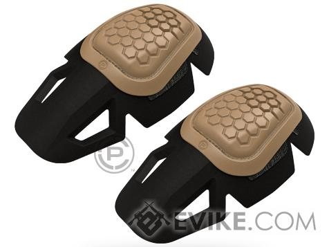 Crye Precision AIRFLEX™ Impact Combat Knee Pads (Color: Khaki / 48)