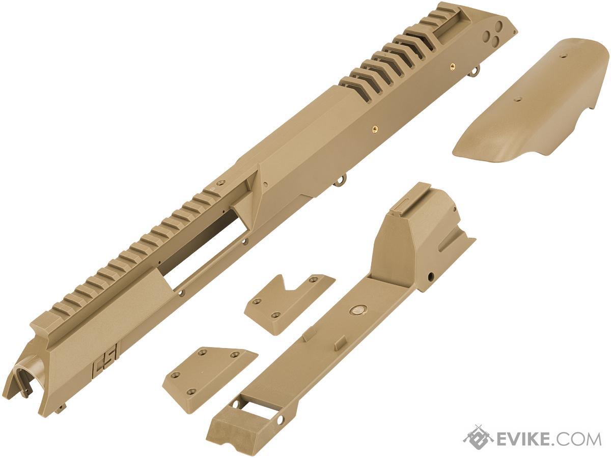 CSI XR-5 AEG Replacement Body Kit (Color: Tan)