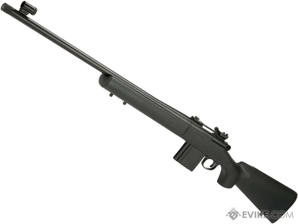 Evike.com Custom 8mm Bolt Action Gas Powered KJW 700 Airsoft Sniper Rifle