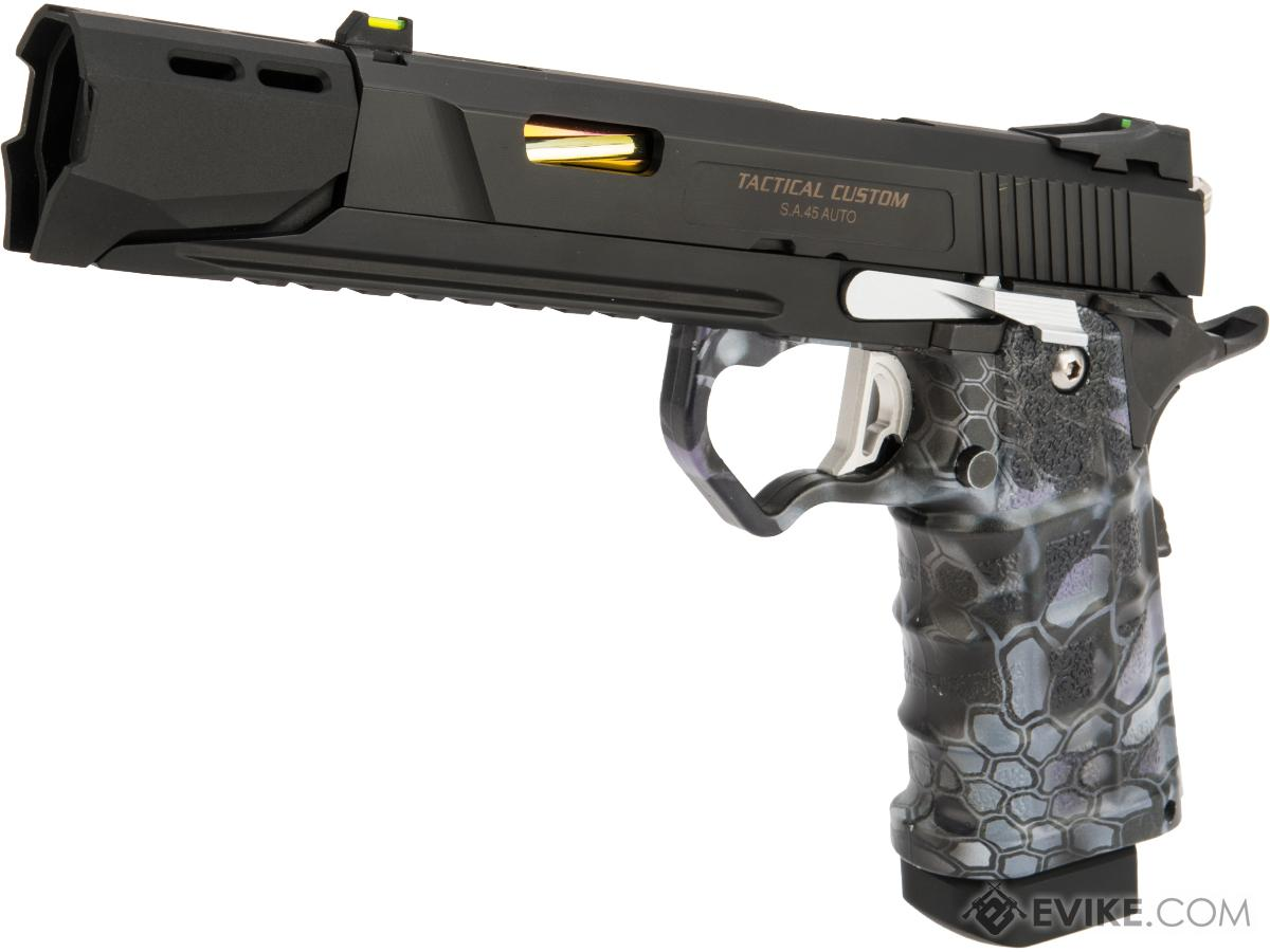 Pre-Order ETA January 2020 Evike.com x Laylax / Prometheus JDM Custom Tokyo Marui Hi-Capa Competition Model C