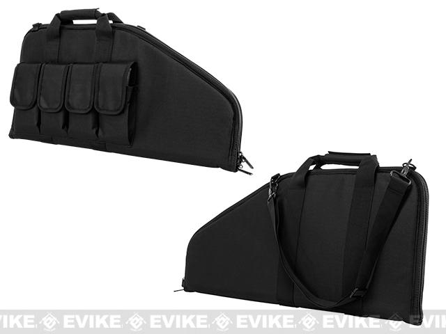 VISM 28 Sub Machinegun / Pistol Carbine Length Nylon Gun Bag - Black