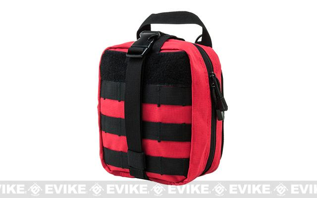 NcStar/VISM MOLLE Ready Rip-Away EMT pouch - Red