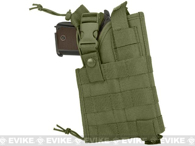 NcStar MOLLE Tactical Pistol Holster - OD