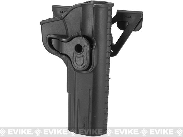 Cytac Hard Shell Adjustable Holster for TT-33 Series Pistols (Mount: MOLLE Attachment)