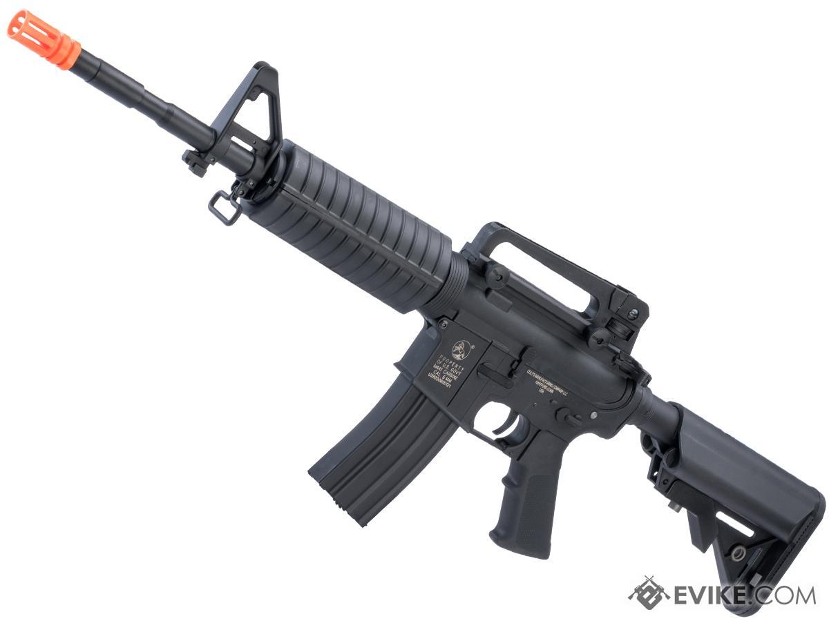 Colt Licensed Sportsline M4 AEG by Cybergun with Mosfet (Model: M4A1 w/ Crane Stock)
