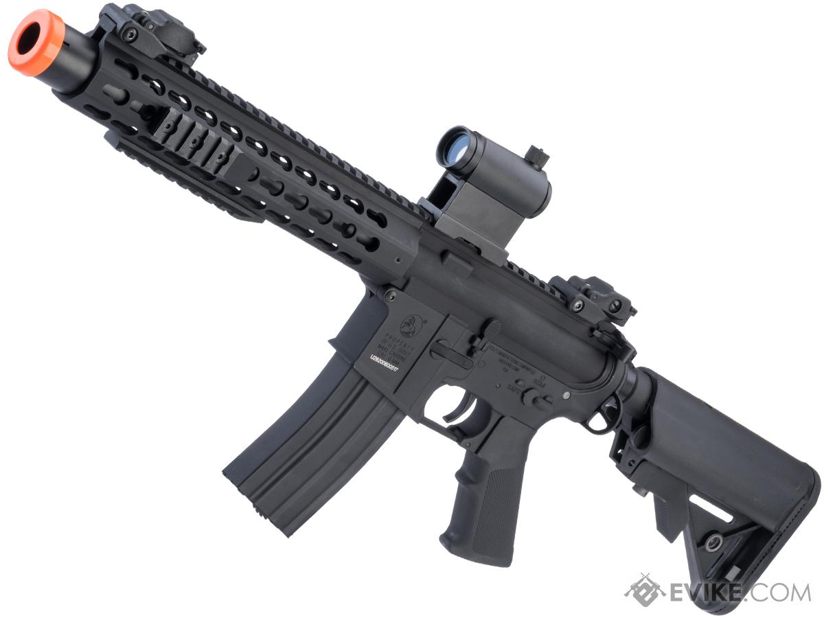 Colt Licensed Elite Line M4 AEG by Cybergun (Model: Keymod 10 w/ Muzzle Booster)