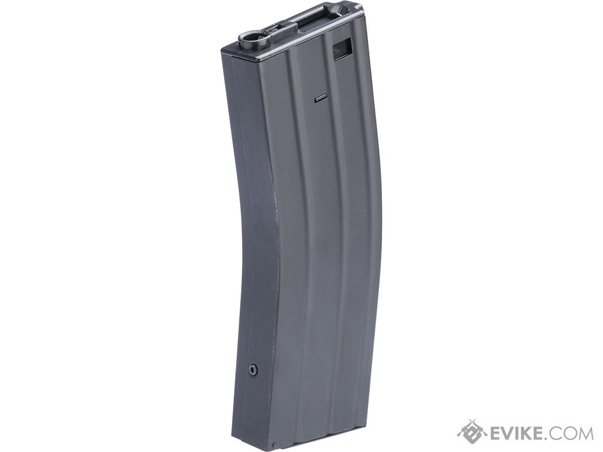 Cybergun FN Herstal Licensed 400rd Metal FlashMag Magazine for M4 / M16 Series Airsoft AEG Rifles