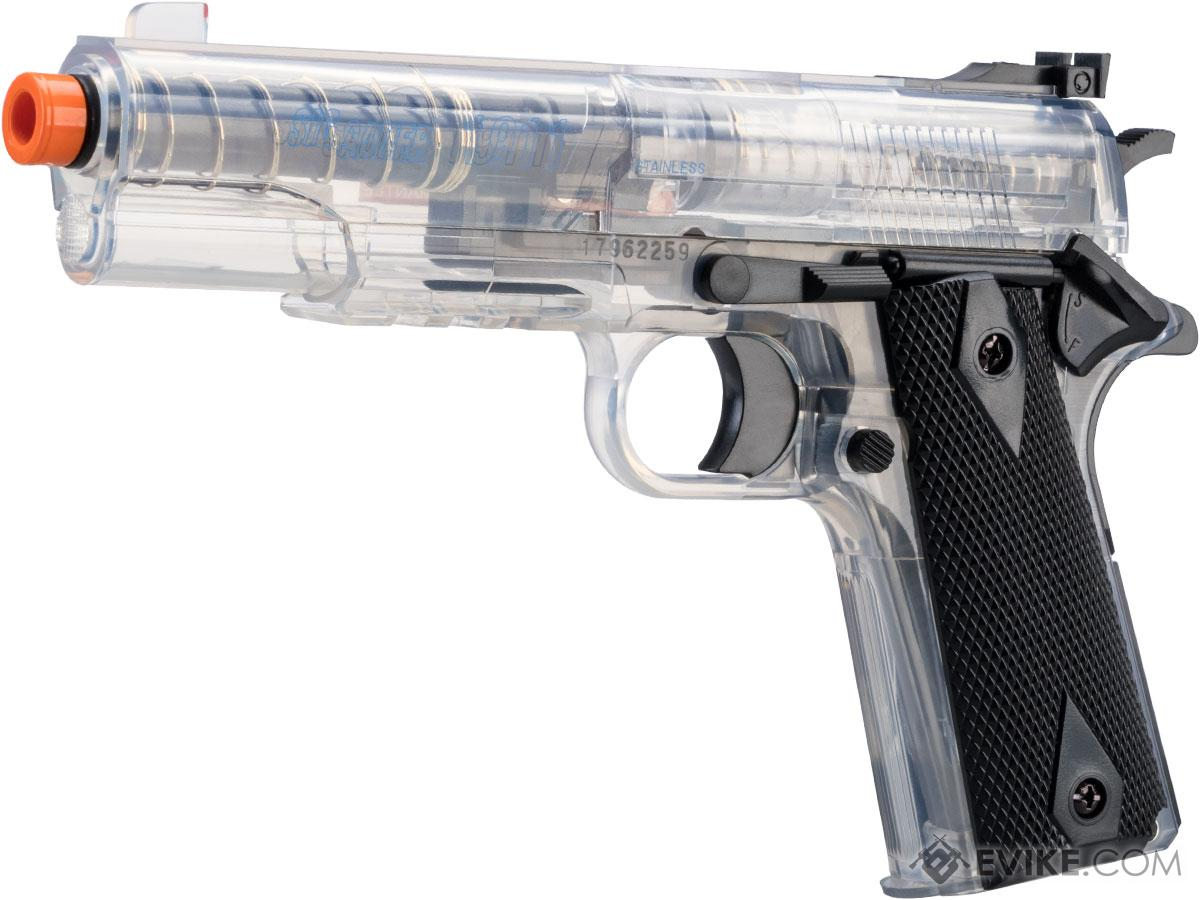 SIG Sauer Licensed GSR 1911 Spring Powered Airsoft Pistol