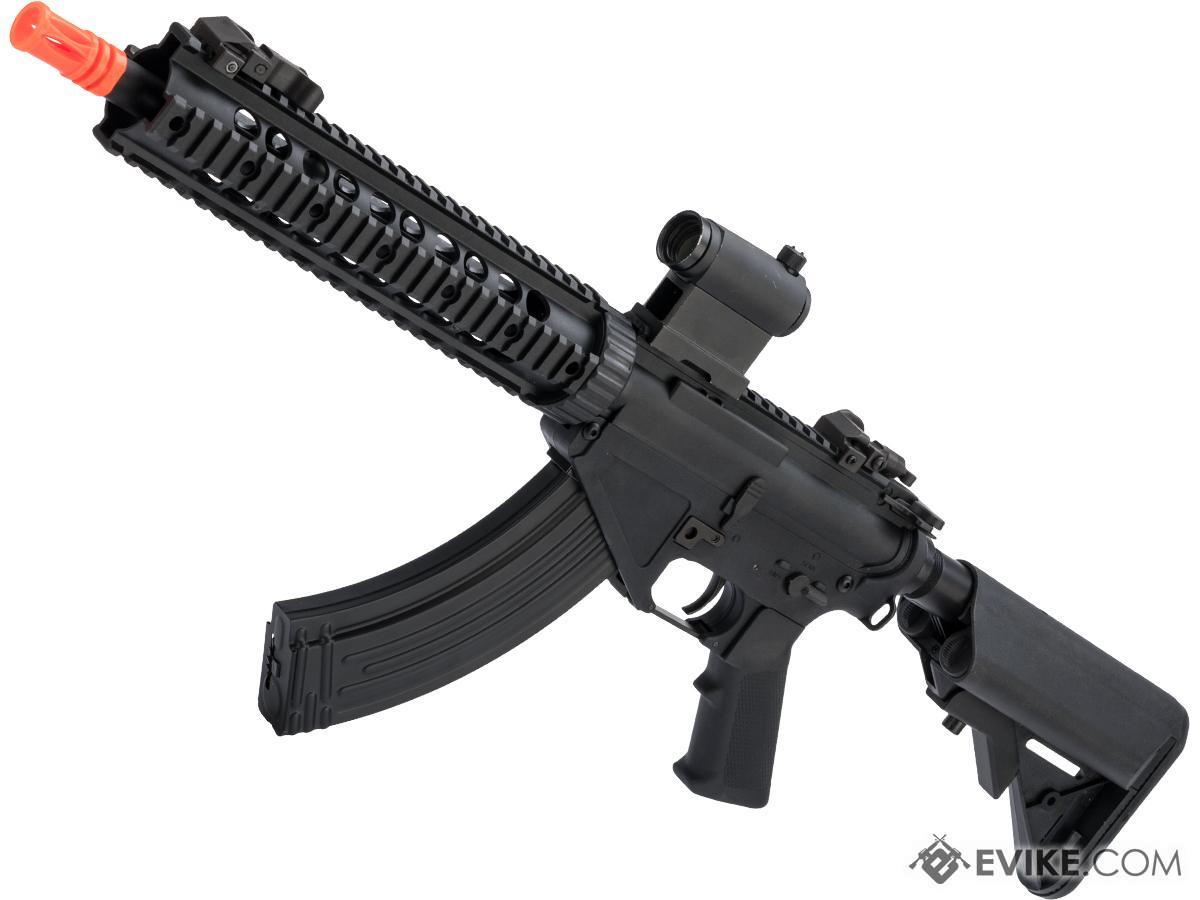 Pre-Order ETA January 2020 CYMA Polymer AR-47 Airsoft AEG Rifle (Model: 10 Quad Rail)