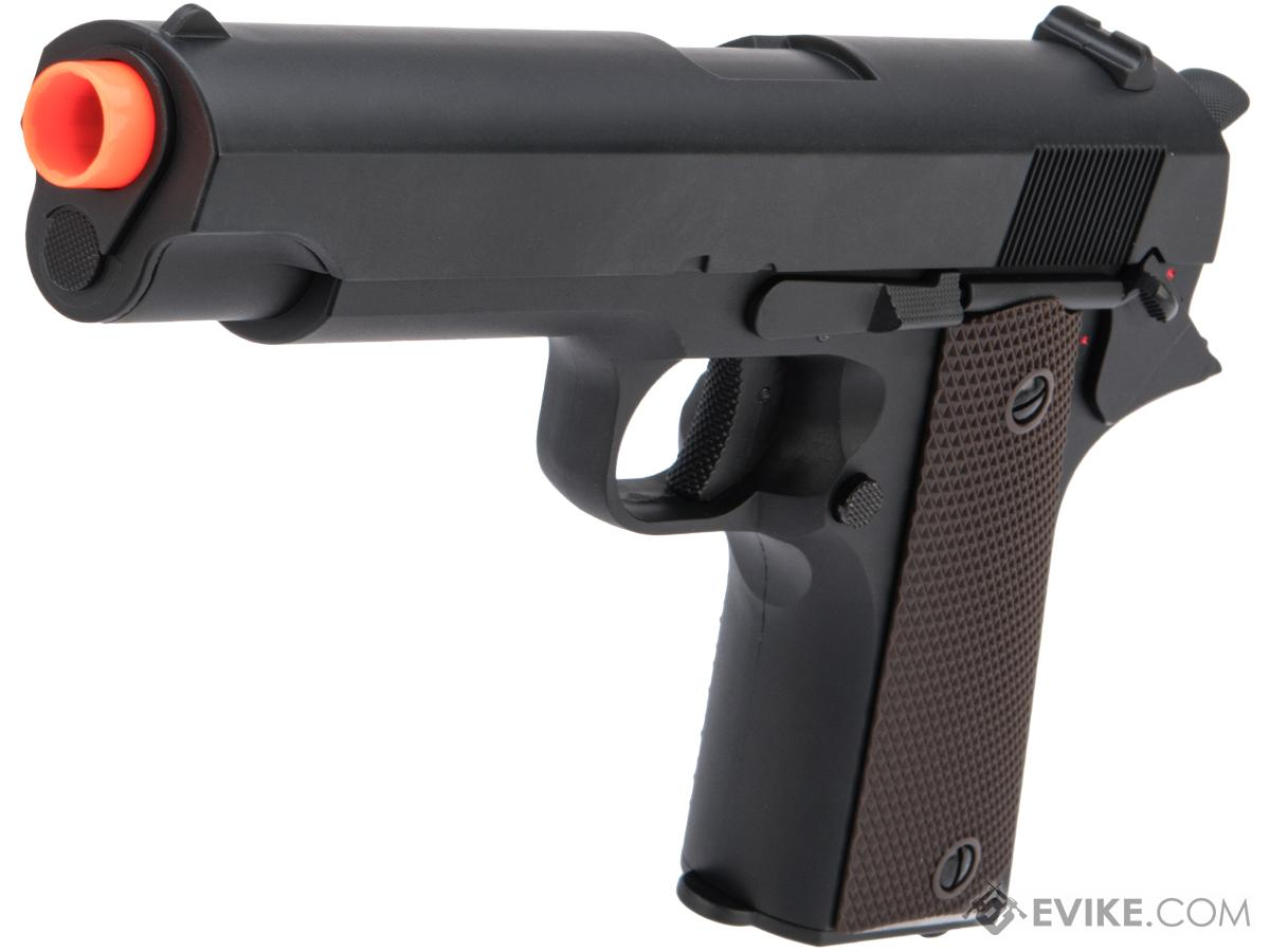 Bone Yard - CYMA AEP Full Auto Select Fire 1911 Airsoft AEP Pistol w/ Metal Gearbox & MOSFET (Store Display, Non-Working Or Refurbished Models)