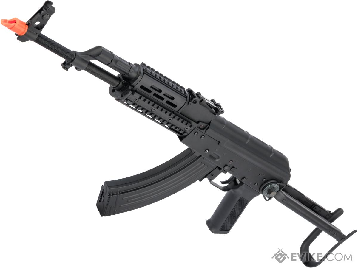 CYMA Standard AKS-47 Airsoft AEG Rifle with Steel Folding Stock (Model: Tactical / Gun Only)