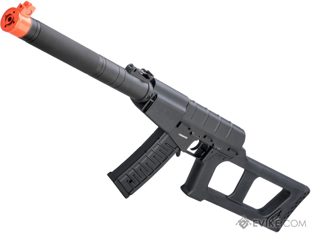 CYMA Standard VSS Vintorez Airsoft AEG Rifle (Color: Black)
