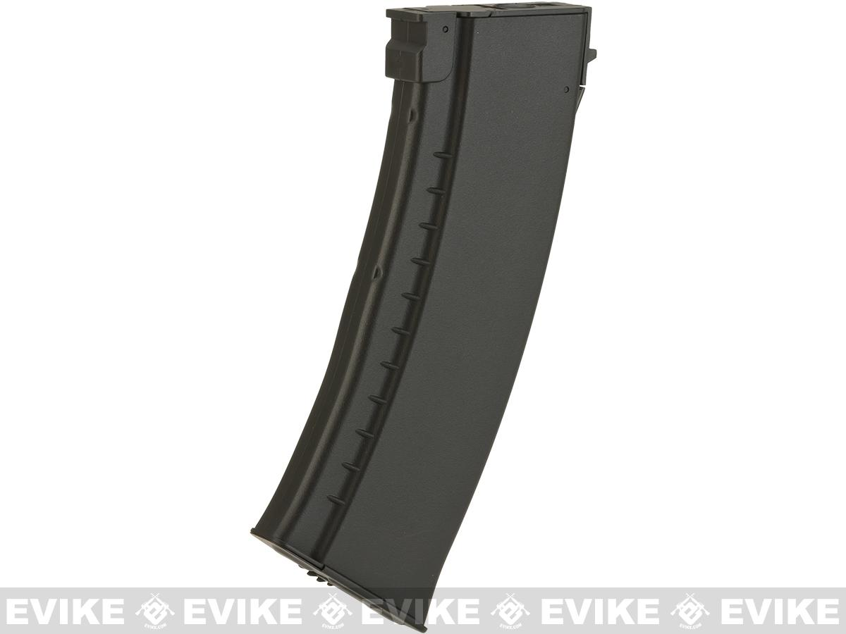 500rd Hi-Cap Magazine for AK Series Airsoft AEG Rifle by CYMA / Matrix / Echo1 (Color: Black)