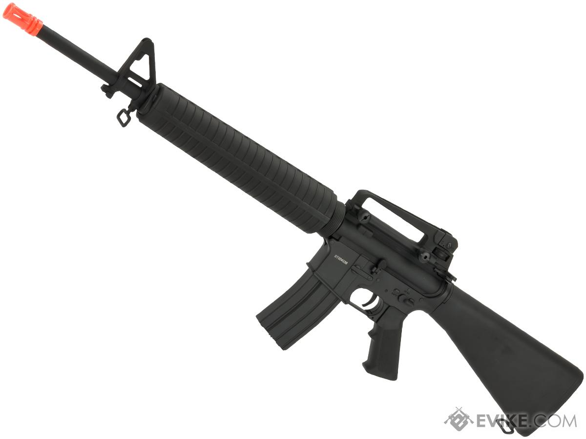 Pre-Order ETA May 2018 CYMA Full Metal M16 A3 Airsoft AEG Rifle  (Package: Gun Only)