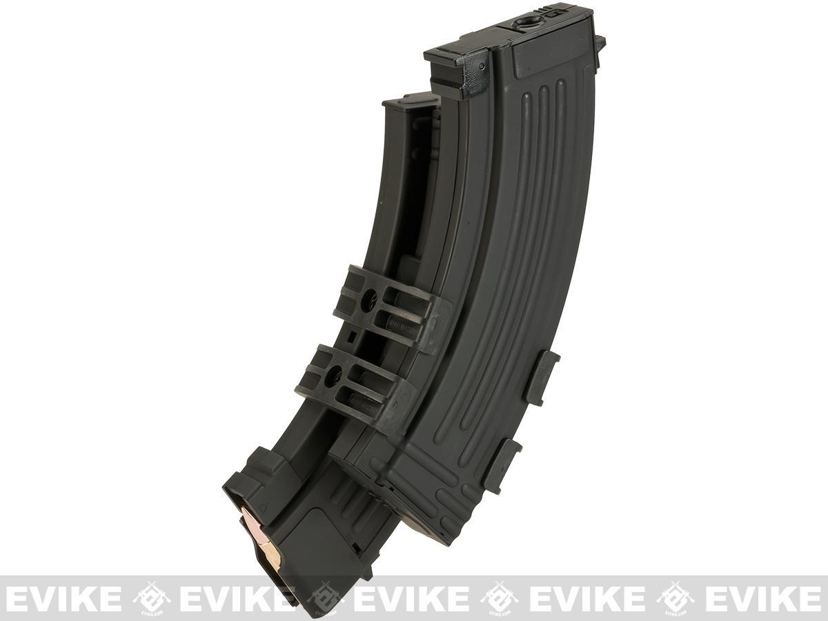 CYMA 1400rd Electric Auto Winding Magazine for AK Series Airsoft AEG (Sound Control)
