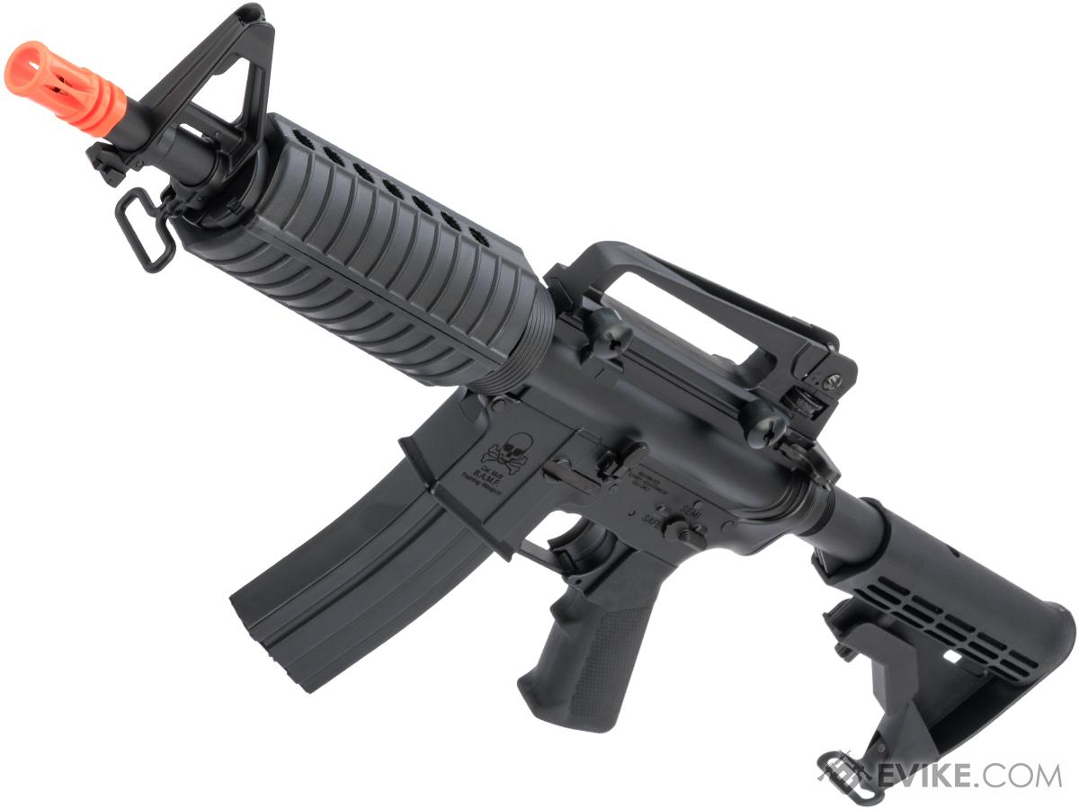 CYMA Sport Full Metal BAMF M4 Commando Airsoft AEG Rifle w/ Lipo ready Gearbox (Package: Gun Only)