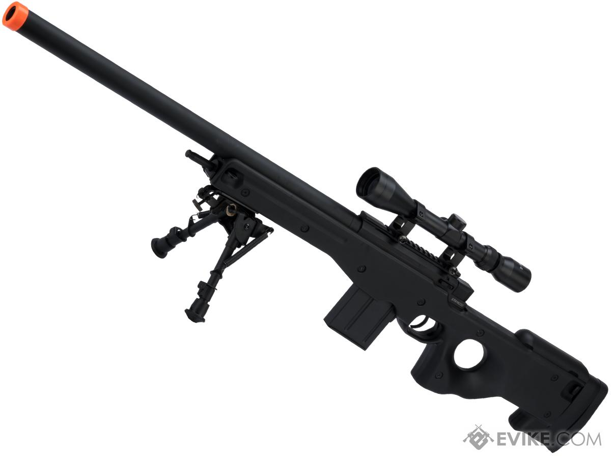 CYMA Standard L96 Bolt Action High Power Airsoft Sniper Rifle (Color: Black)