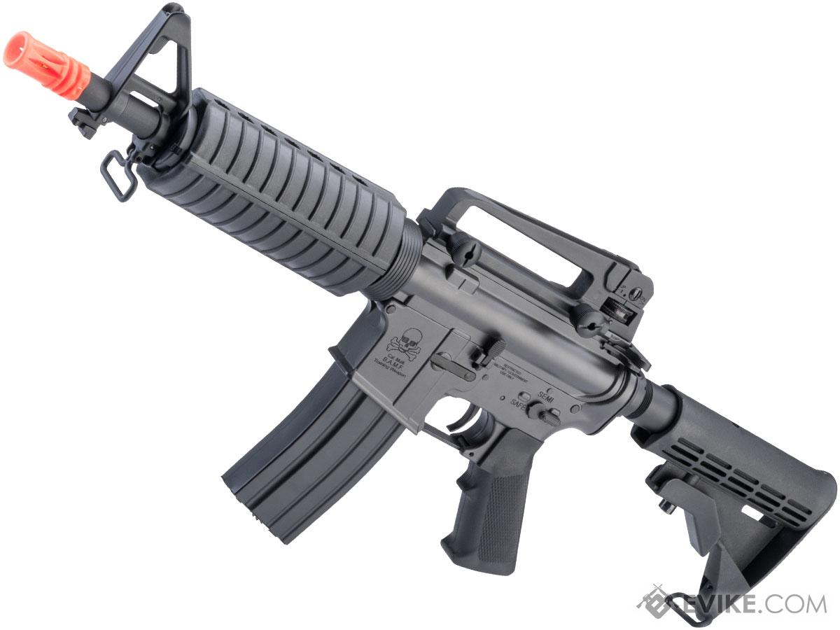 CYMA Sport BAMF M4 Commando Airsoft AEG (Package: Black / Gun Only)