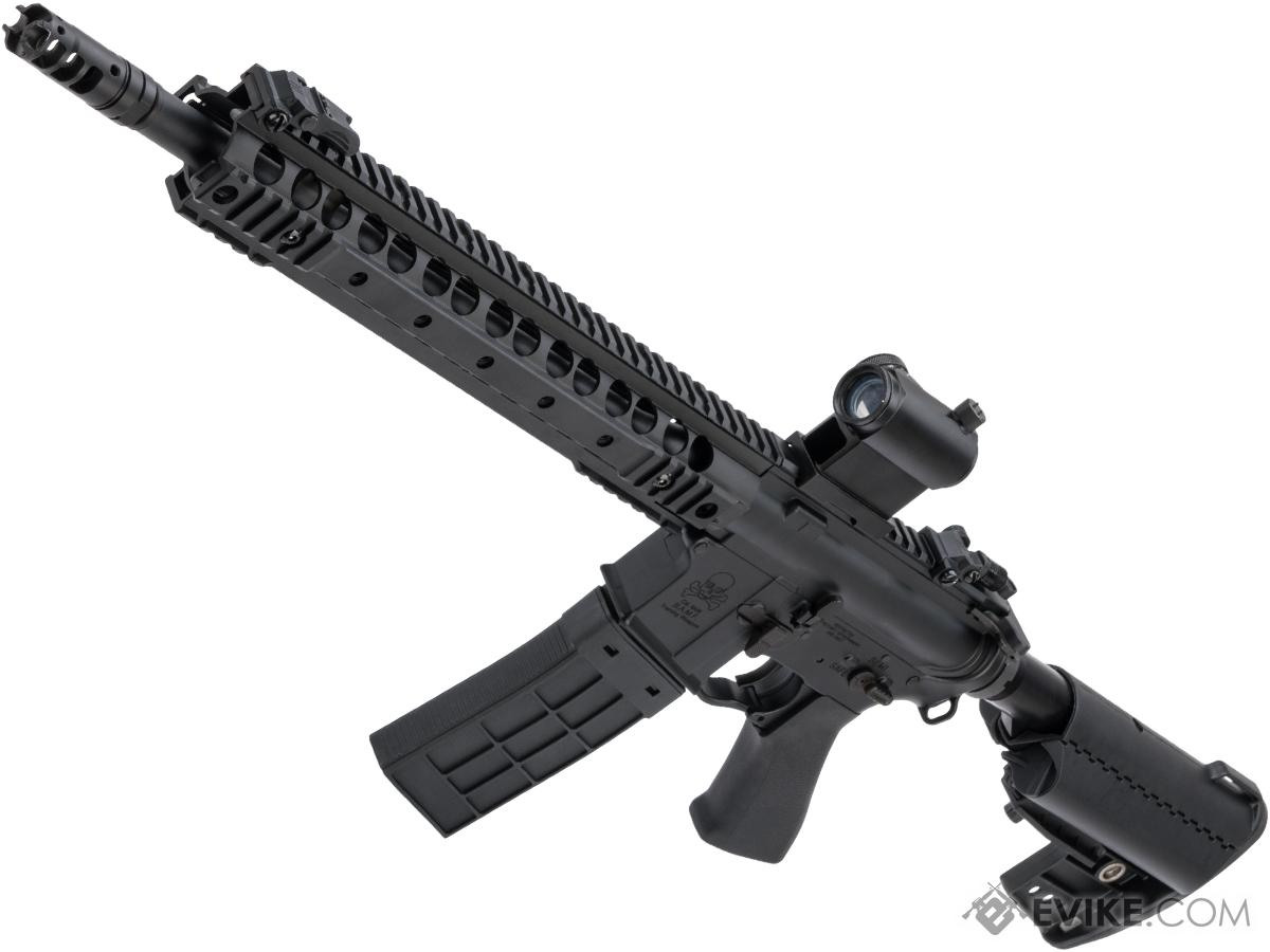 CYMA Full Metal M4 AEG with 13 UX Modular Handguard (Package: Gun Only)