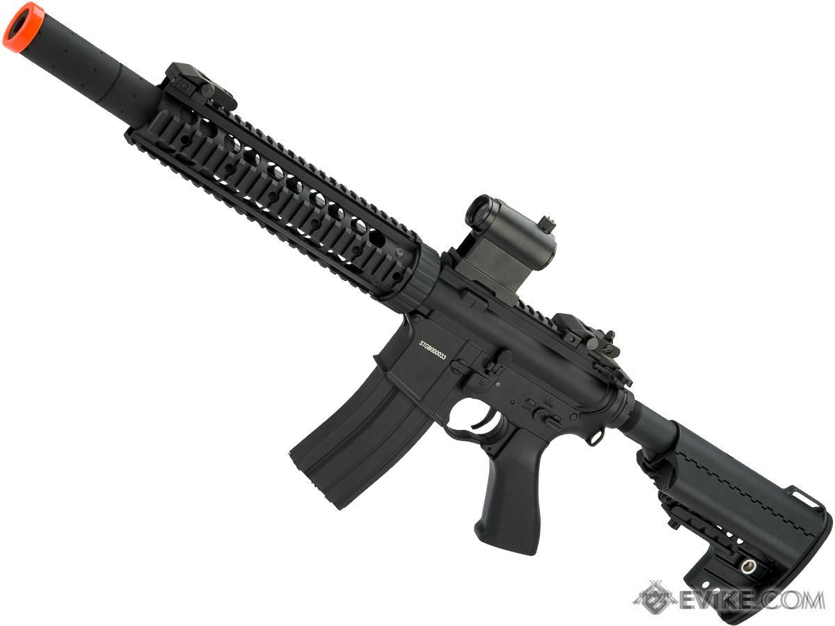 CYMA Full Metal Jungle Carbine M4 with RIS Handguard (Package: Gun Only)