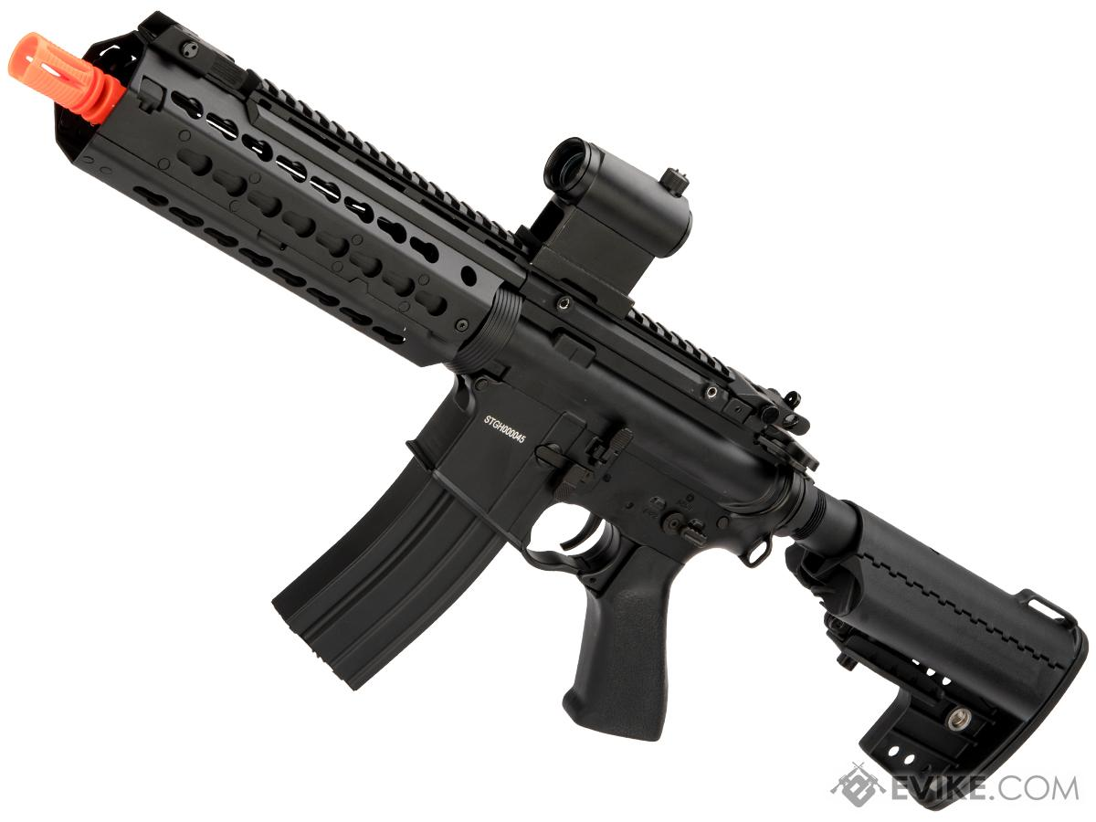 CYMA Keymod-S Full Metal M4 Airsoft AEG (Color: Black / 9)