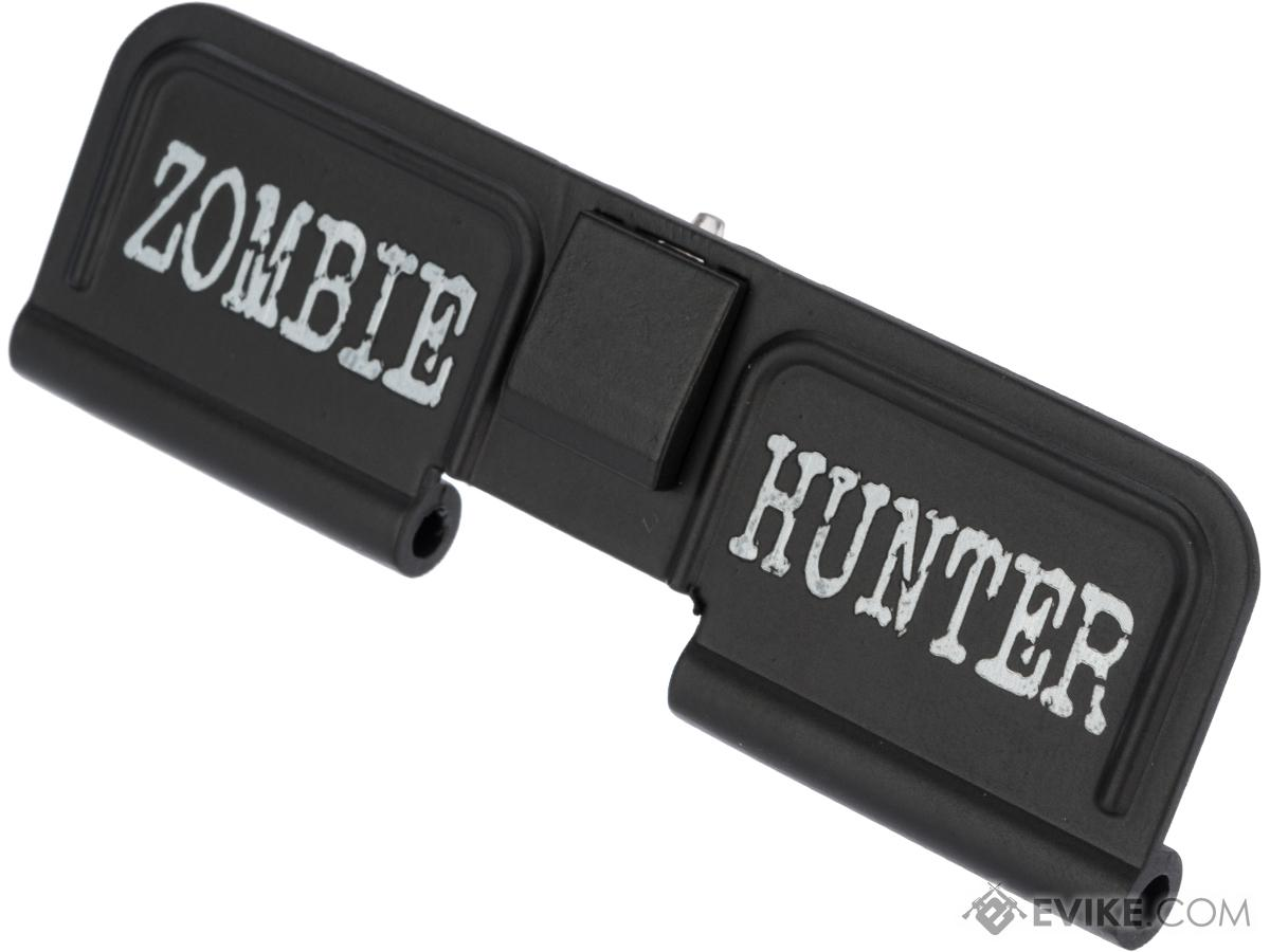 CYMA Dust Cover for M4 Series Airsoft AEG Rifles (Model: Zombie Hunter)