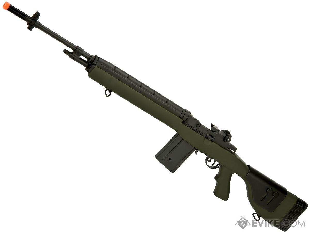 CYMA Sport M14 DMR Airsoft AEG Rifle (Color: OD Green)