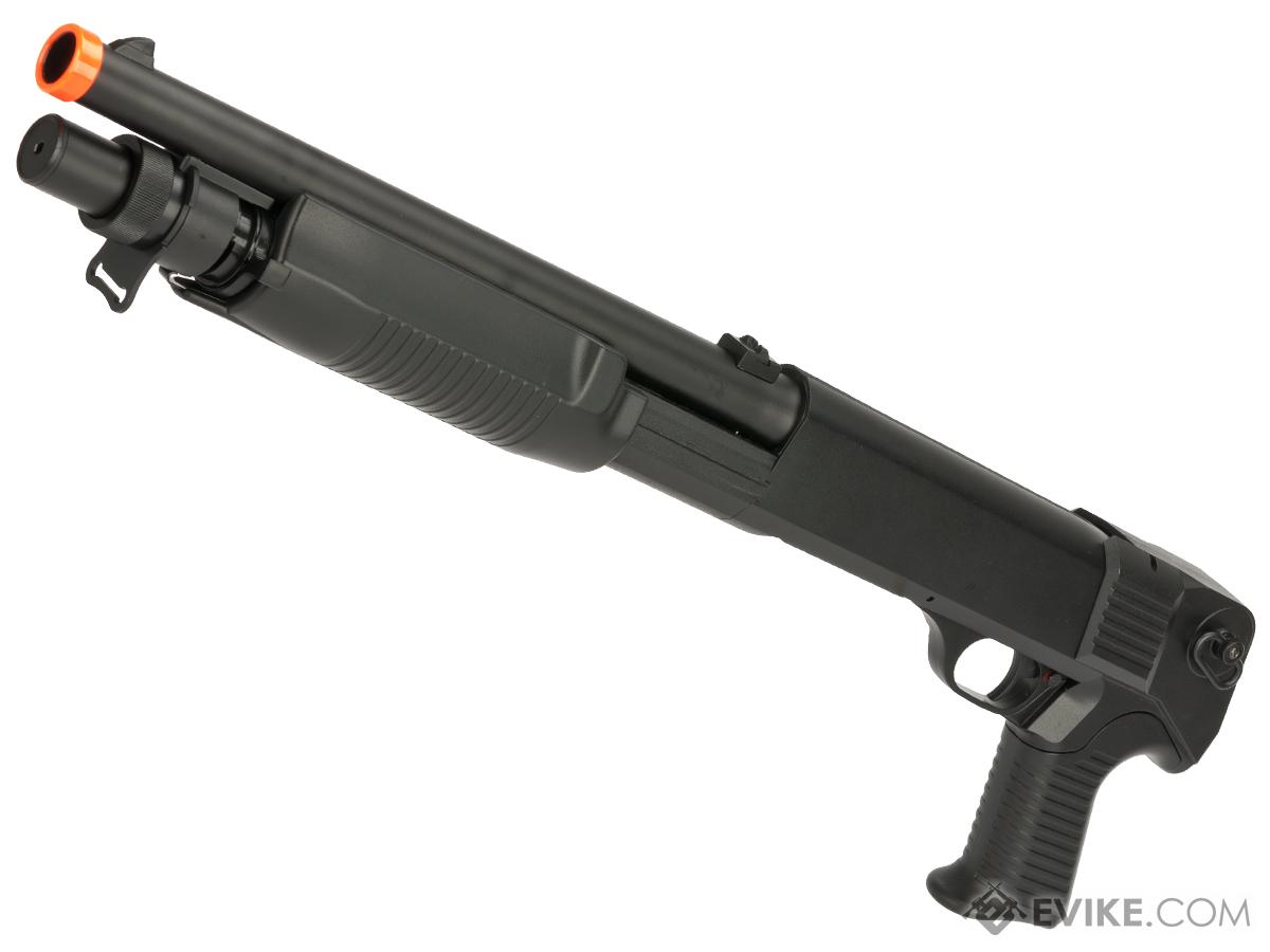 CYMA M3 3-Round Burst Multi-Shot Shell Loading Airsoft Shotgun (Model: Pistol Grip)