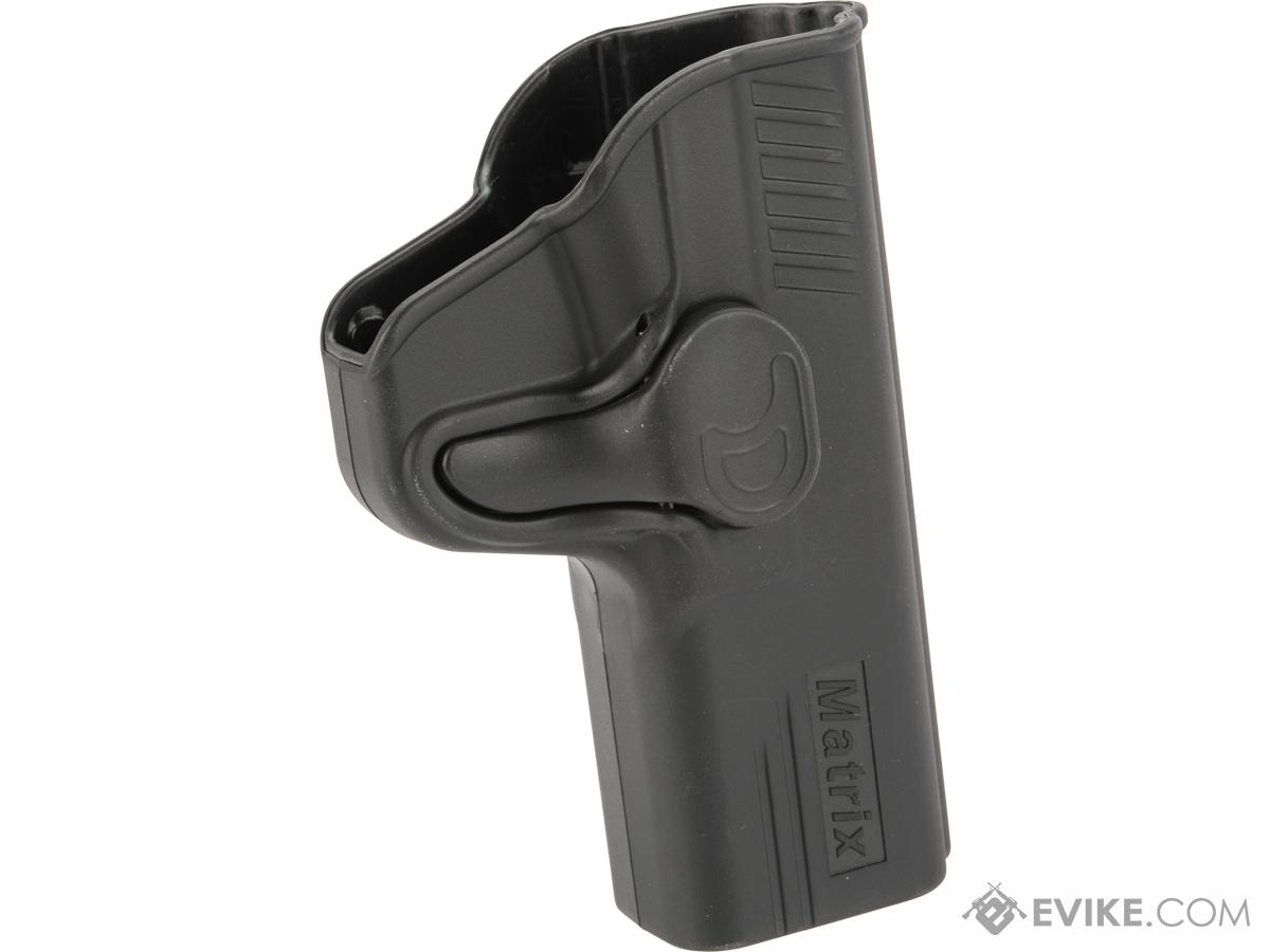 Matrix Hardshell Adjustable Holster for S&W M&P9 Series Pistols (Mount: No Attachment)