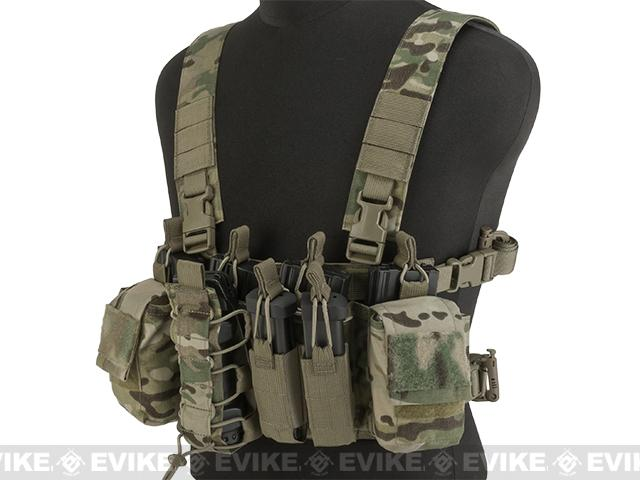 Haley Strategic HSP D3CR Disruptive Environments Chest Rig - Multicam