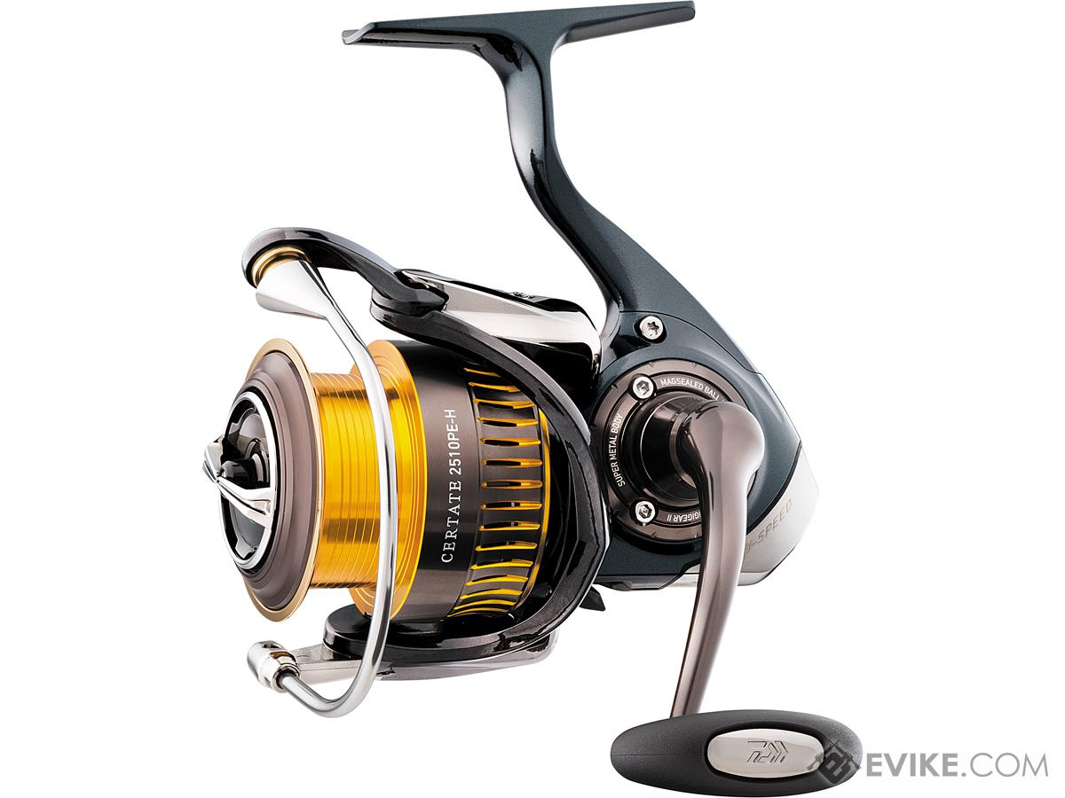 Daiwa Cerate Magsealed Spinning Fishing Reel (Model: CERTATE3012H)