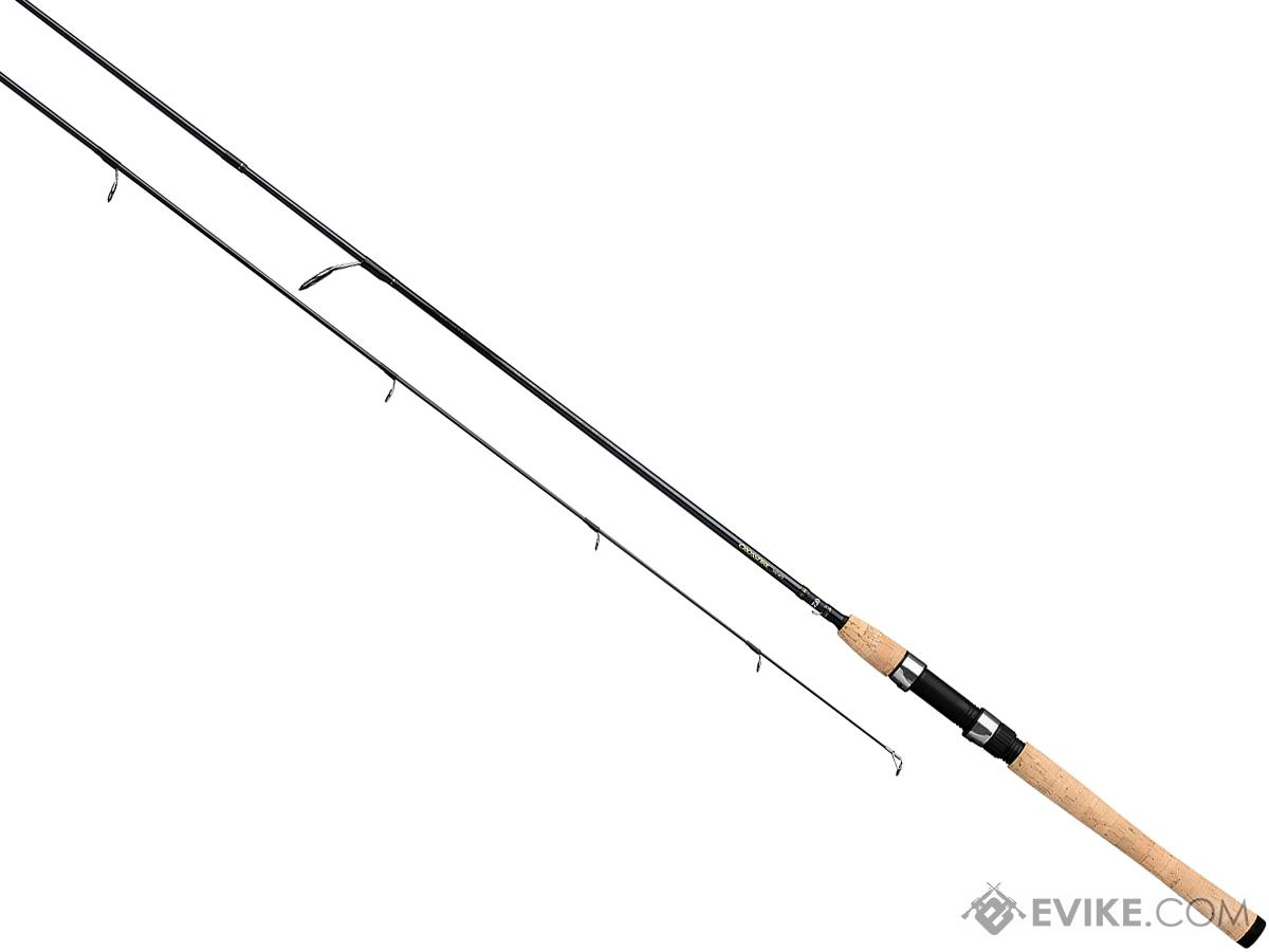 Daiwa Crossfire Spinning Fishing Rod & Reel Combo (Model: CR30-3BI/G702M)