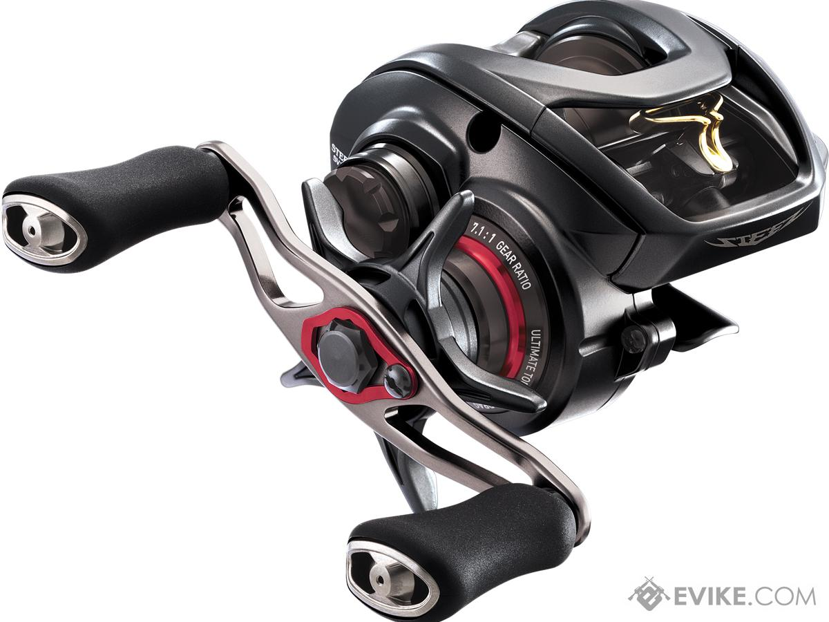 Daiwa Steez® A TWS Baitcasting Fishing Reel (Model: STEEZATW1016SH)