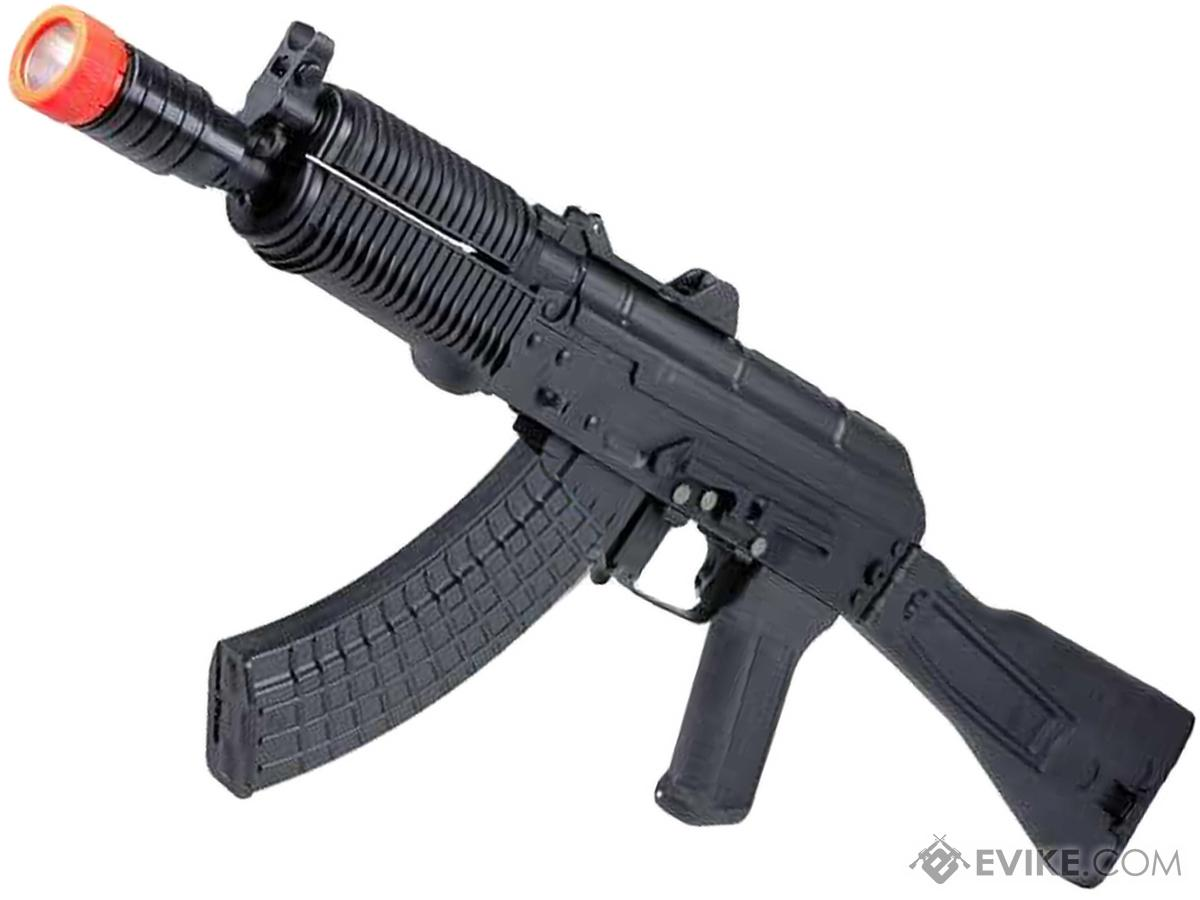Dboy AK CQB Stubby Killer Full Metal Airsoft AEG w/ Side Folding Stock.