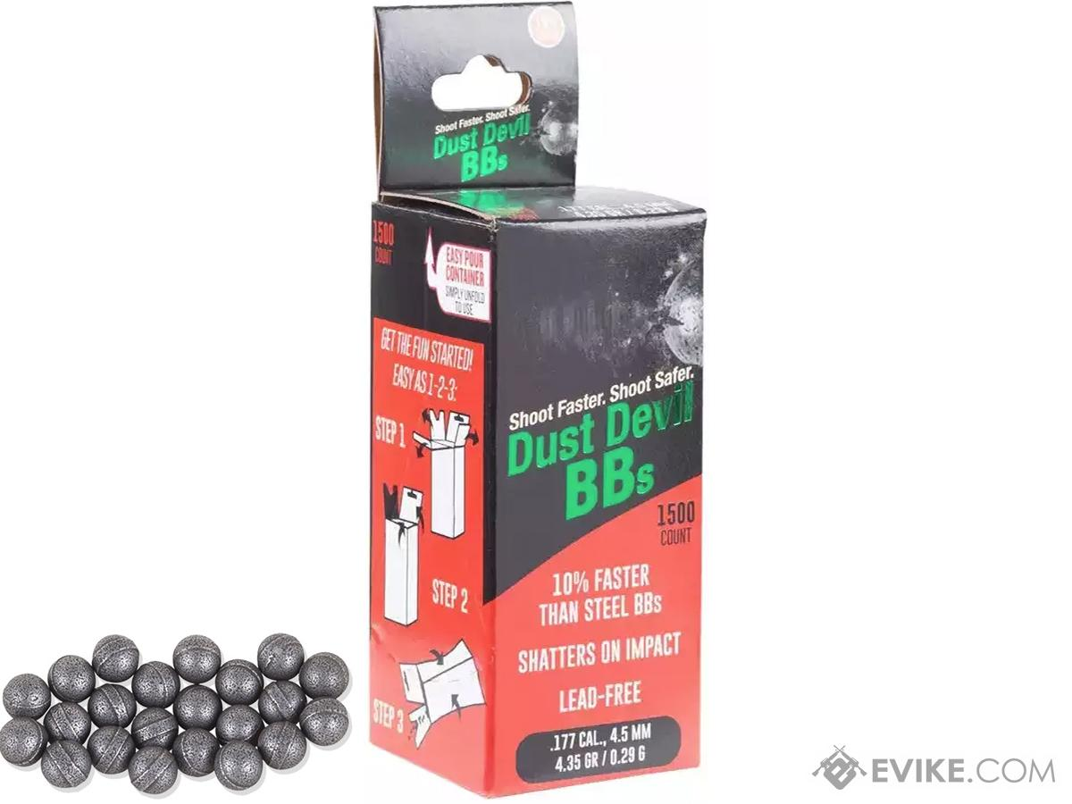 Air Ventrui Dust Devil Frangible 4.5mm BBs - 1500 Rounds