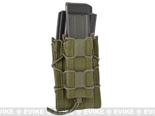 z HSGI Double Decker TACO® Modular Single Rifle and Pistol Magazine Pouch - Khaki
