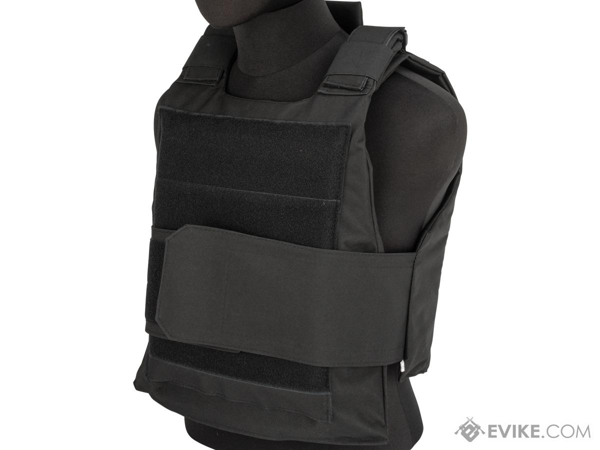 Defcon Replica Body Armor Shell (Color: Black)