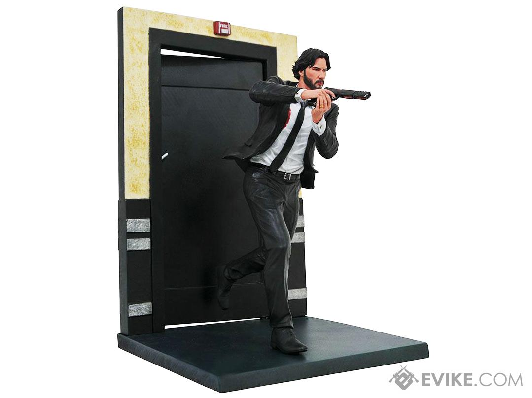 Diamond Select Toys John Wick Gallery Chapter 1 Pvc Diorama Figure More Action Figures Evike Com Airsoft Superstore