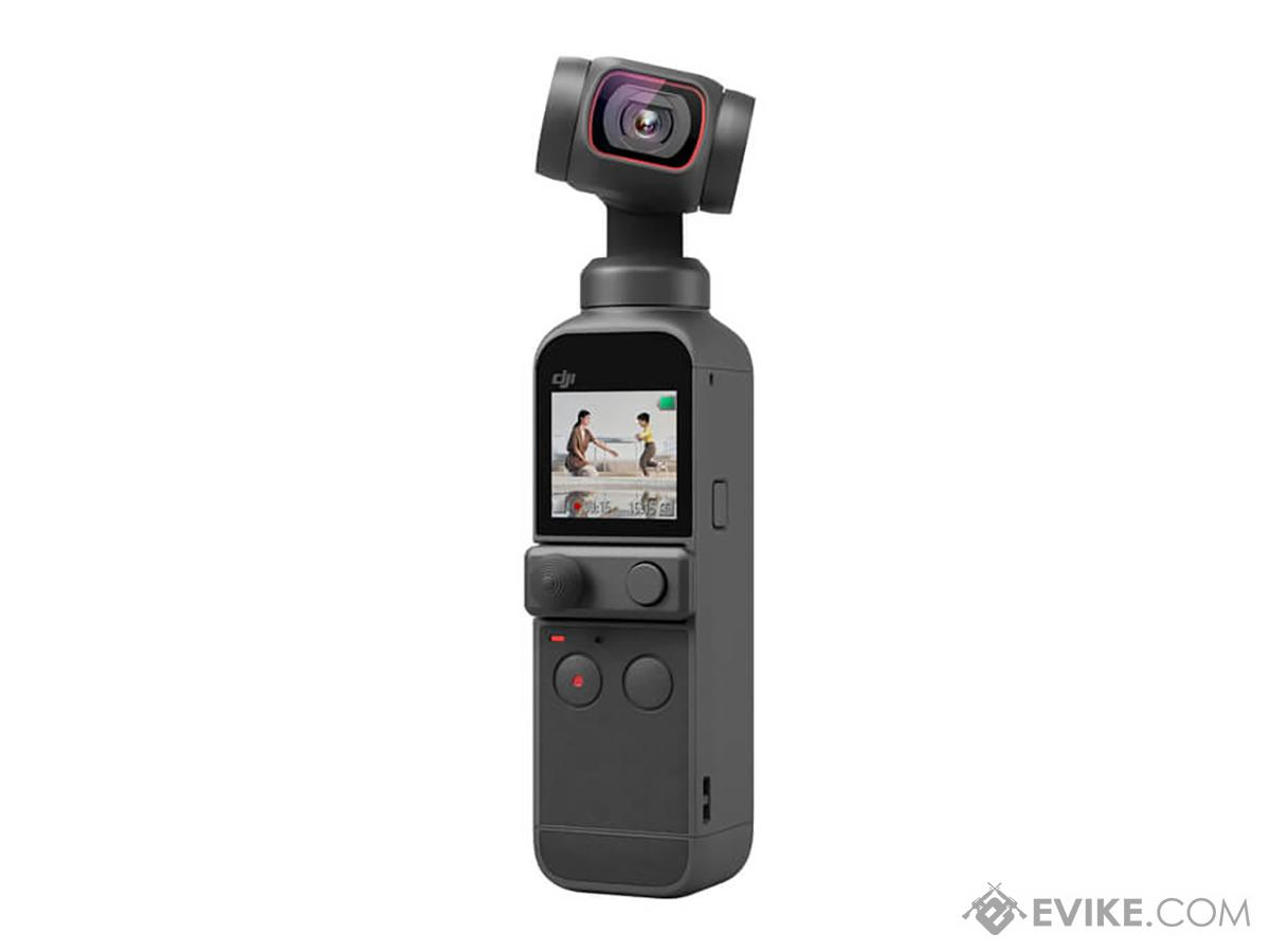 DJI Osmo Pocket 2 3-Axis Stabilized Handheld Camera (Model: Standard Combo)