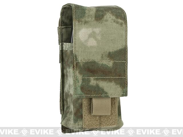 Avengers Tactical Double Stack M4 / M16 / AR Magazine Pouch - Arid Foliage