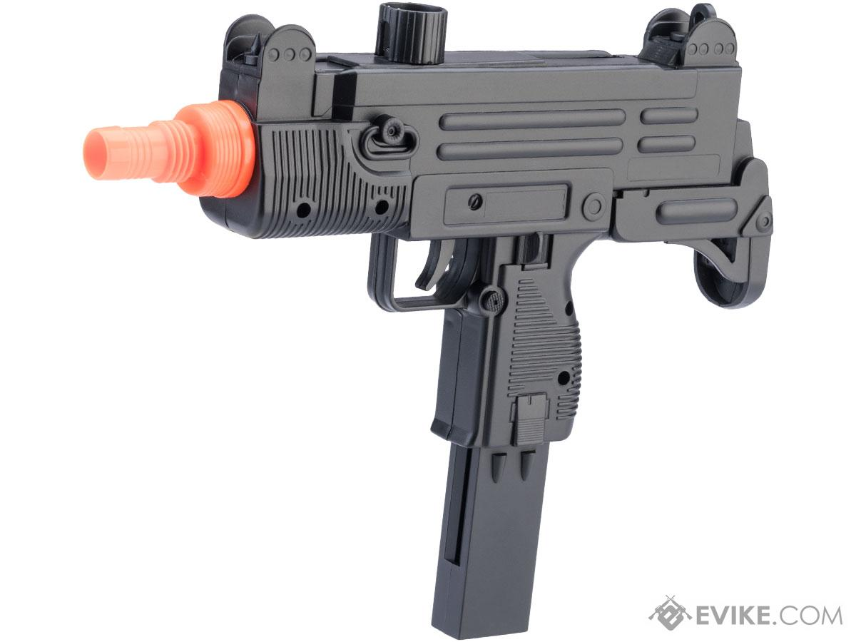 Double Eagle M35 Spring Powered Uzi Airsoft SMG