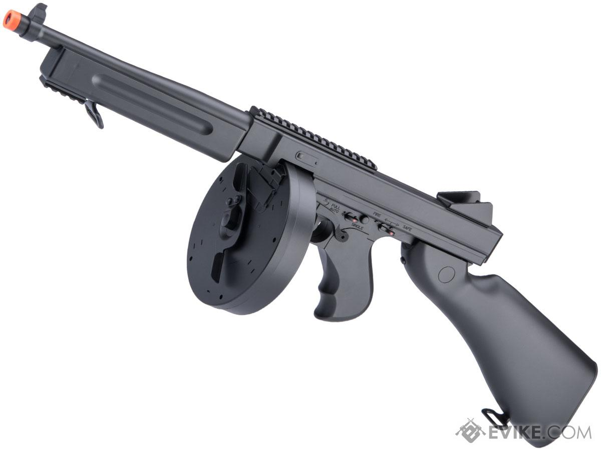 Double Eagle M811 Chicago Typewriter Low Power Airsoft Electric SMG