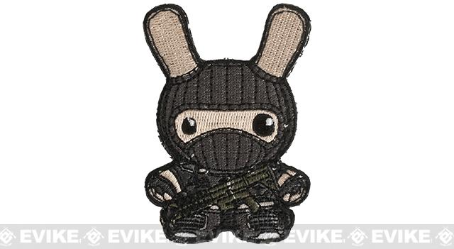 z Aprilla Design Embroidered IFF Hook & Loop Patch - Dunny